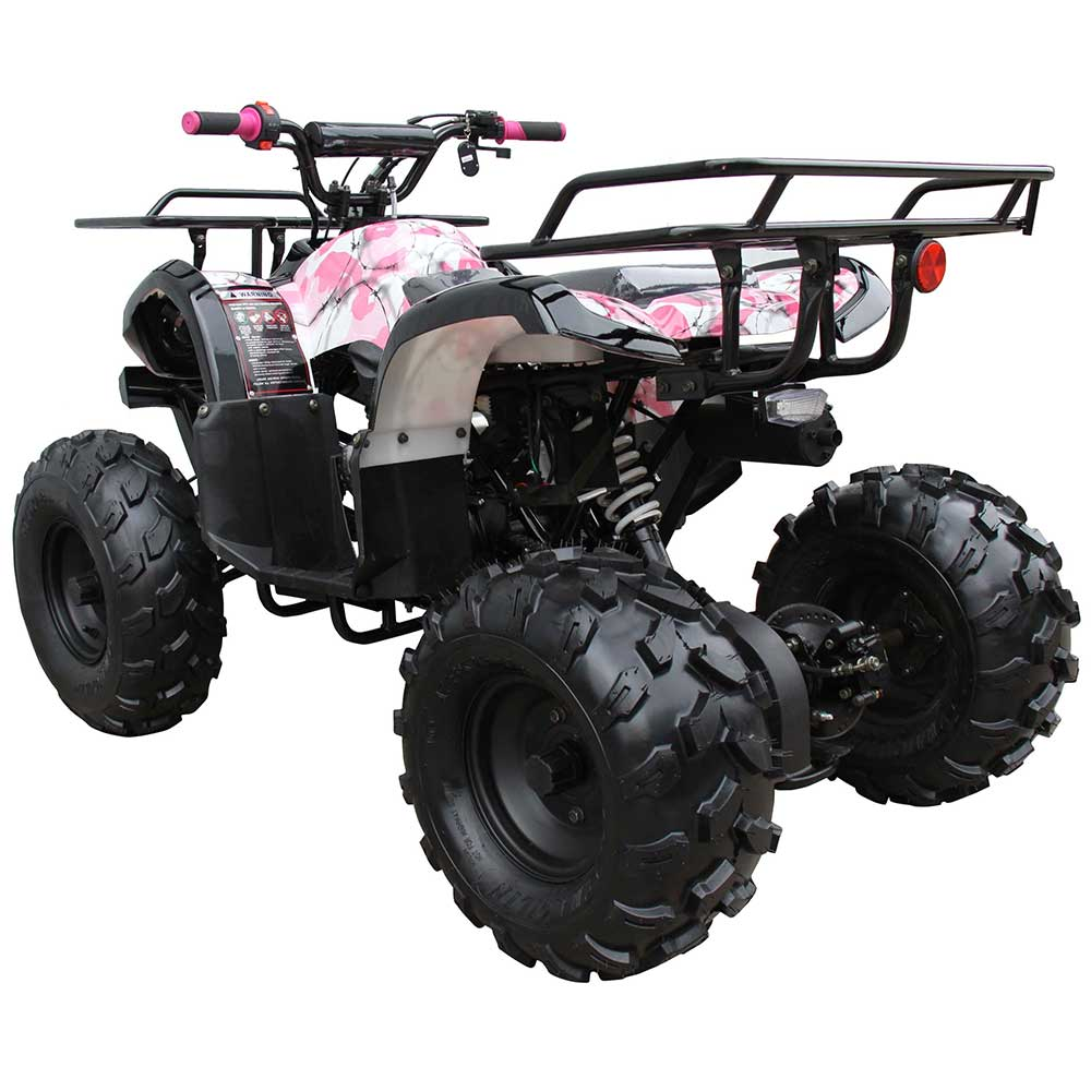 125CC HUNTER XLFULLY ASSEMBLED READY TO RIDECOOLSTER HUNTER XL KIDS ATVS  INCLUDE :REMOTE KILL :SPEED GOVERNOR :ELECTRIC START - Max Offroad