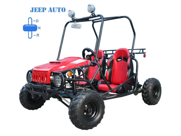 CASH SALE TODAY $1499 125CC COMMANDER GO KARTFULLY ASSEMBLED READY TO RIDE  - Max Offroad